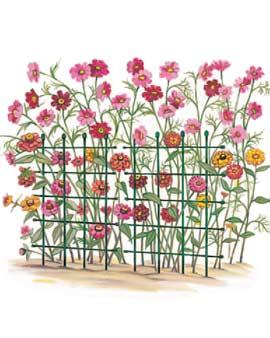 flower support grids plantlive plant support co